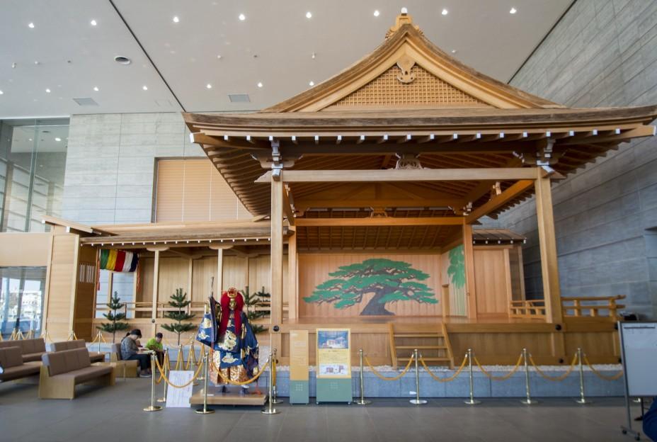上杉神社にて